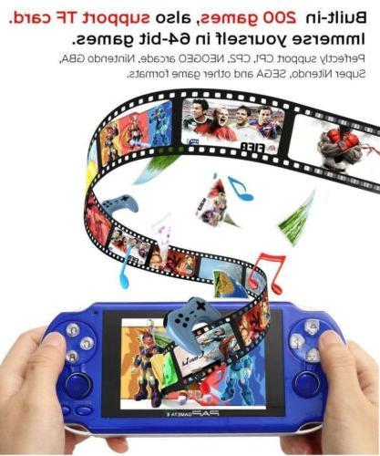 4 3 nes games handheld video game