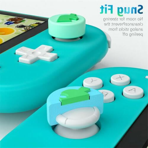 4Pc Nintendo Switch/Lite Accessories Silicone Thumb