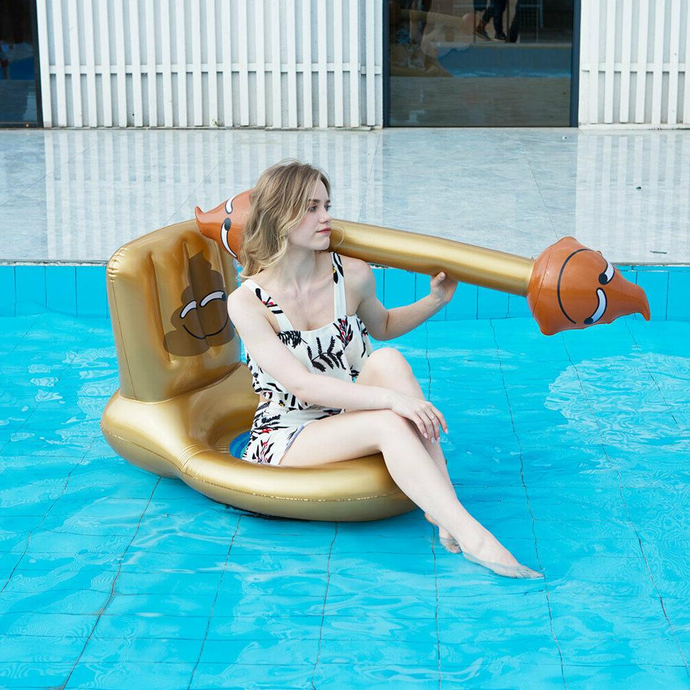 4pcs PVC Competitive Toy Summer Row