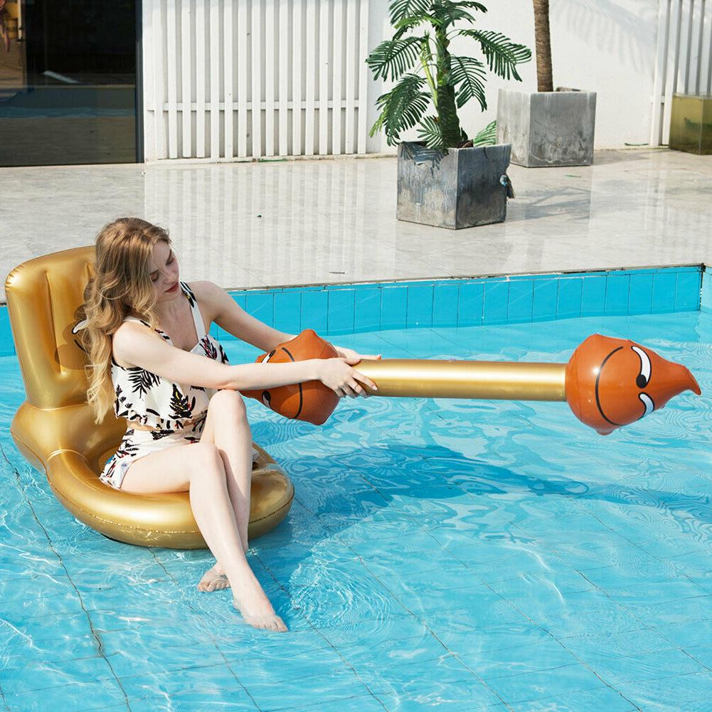 4pcs Game Toy Sticks Summer Floating Row