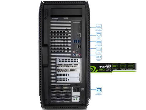 Dell 5680 i7-8700, 16GB 2TB SSD, 1060, 10