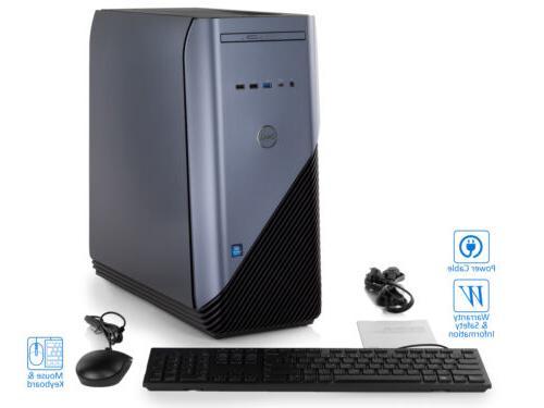 Dell i7-8700, SSD, GTX