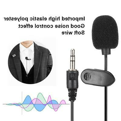 5pcs Mini Collar Computer Microphone Home Game