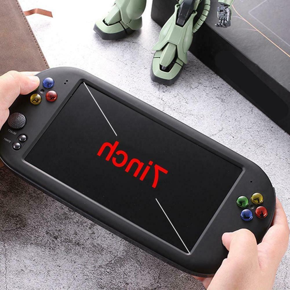 7 screen 8 16gb video game console