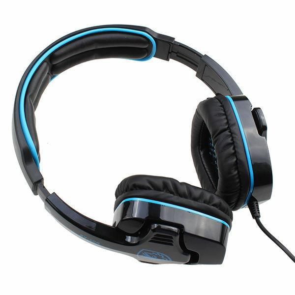 Sades 708GT w/Mic for Blue