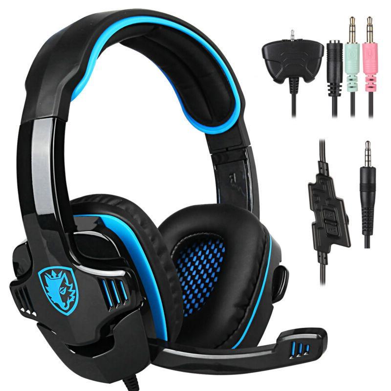 708gt upgrade gaming headset 3 5mm surround