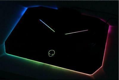 Alienware Mouse Desk Computer Mousepad