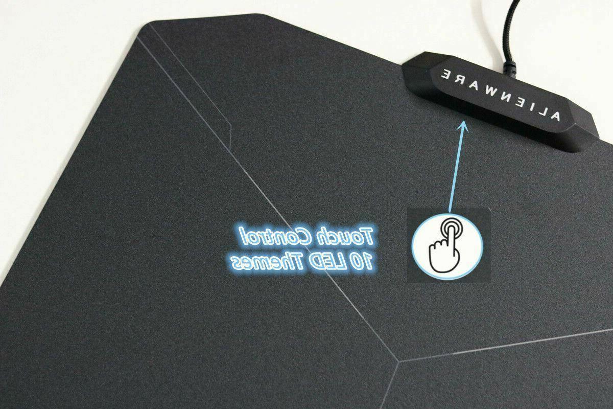 Alienware Mouse Pad Desk