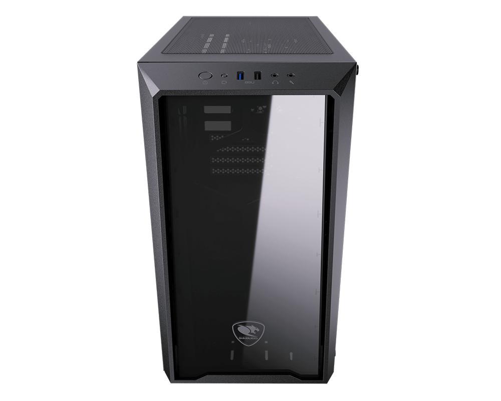 ALLEGIANCE Desktop PC: Intel Core, 32GB SSD, Radeon RX