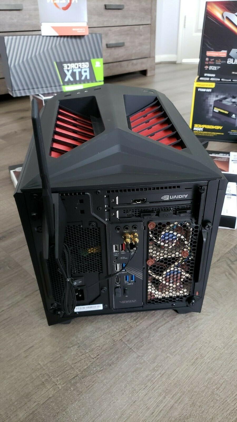 Custom Gaming PC ITX 3900X, 2080 Super, 32GB