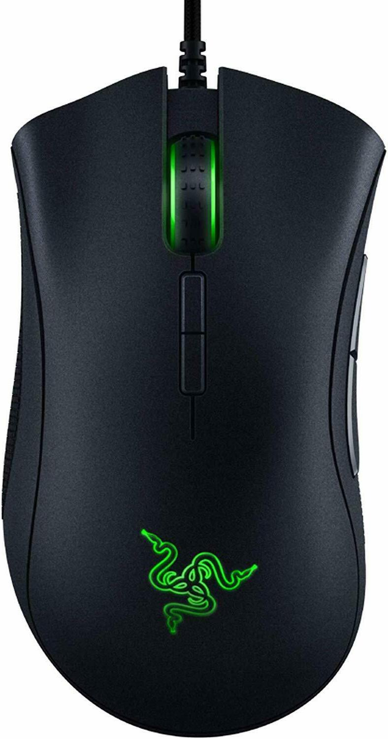 deathadder elite wired gaming mouse 16 000