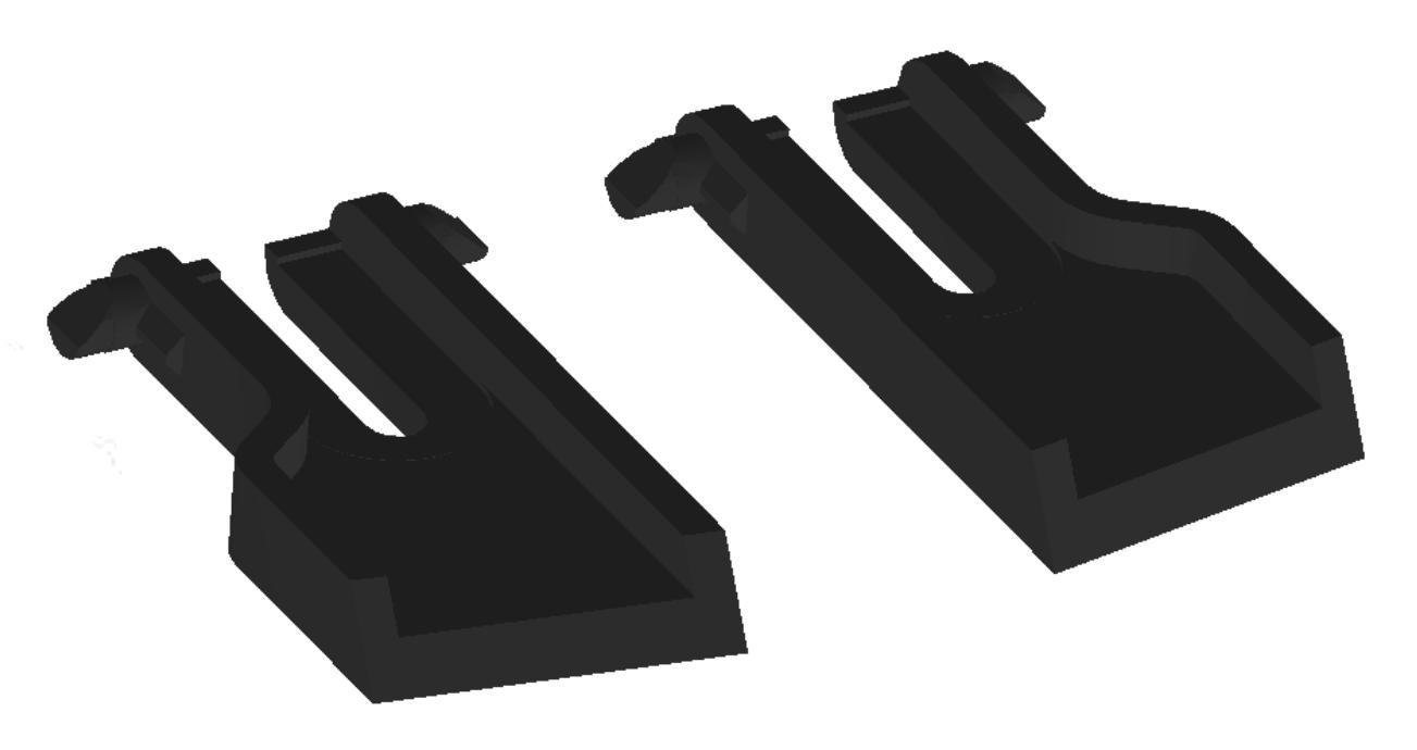 Stronger G510 G510s Keyboard Replacement Foot/Leg/Feet Set