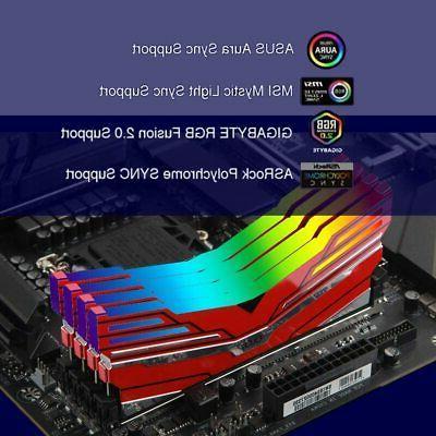 Desktop UDIMM RAM 16GB