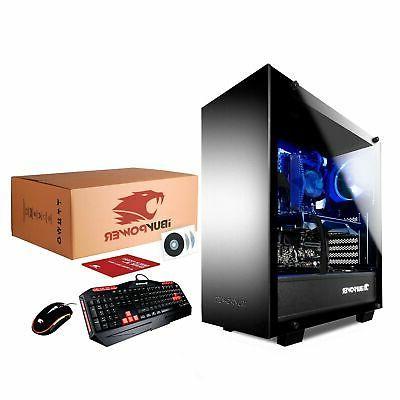 iBuyPower PC Desktop FX-6300 GeForce GT 710...