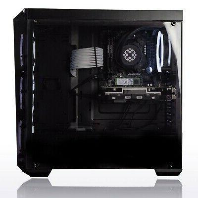 XOTIC Extreme + Nvidia Gaming 4.3GHz Ryzen 7 2700X...