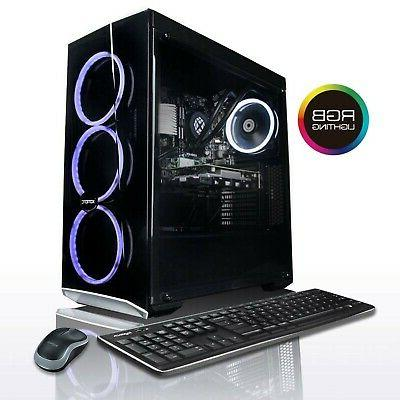 extreme amd nvidia gaming desktop pc 8