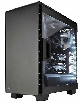 extreme liquid cooled gaming desktop computer pc