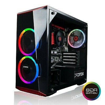 gamer s choice amd gaming desktop pc