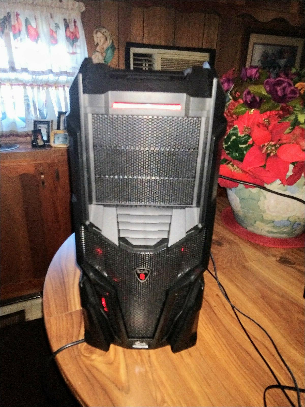 gaming computer gaming pc ryzen5 rx vega