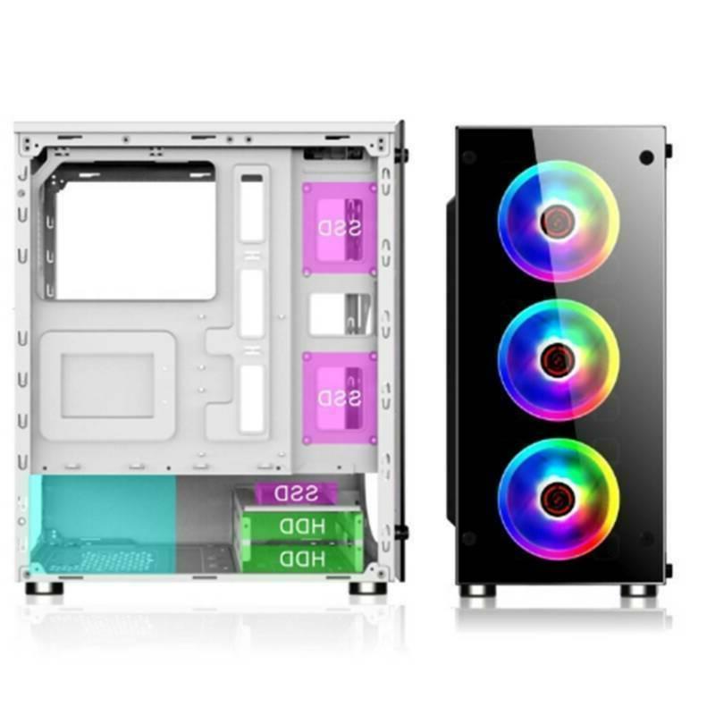 Gaming PC Cover RGB For TAX/M-ATX/Mini ITX