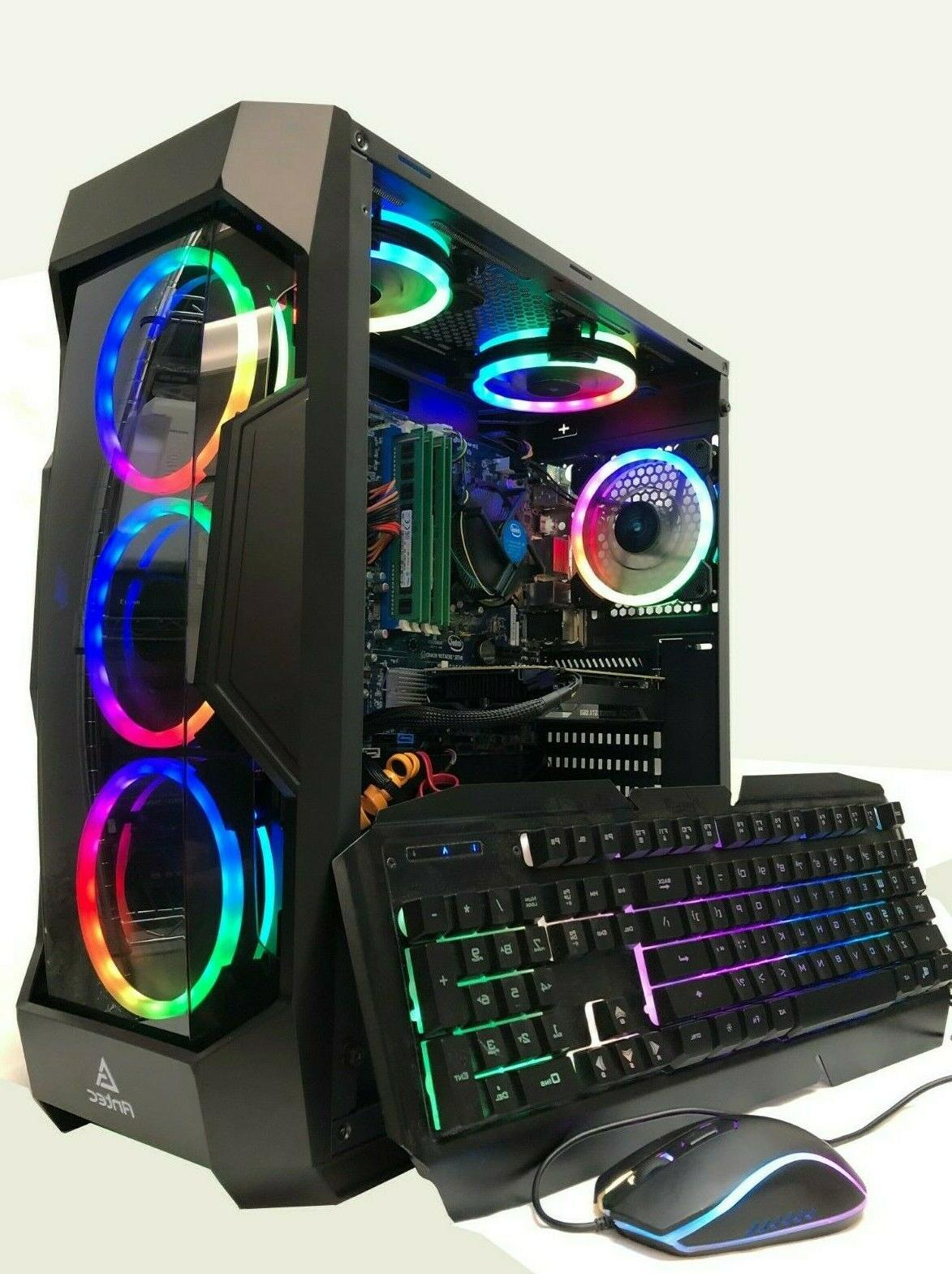 gaming pc computer intel i7 3 40ghz