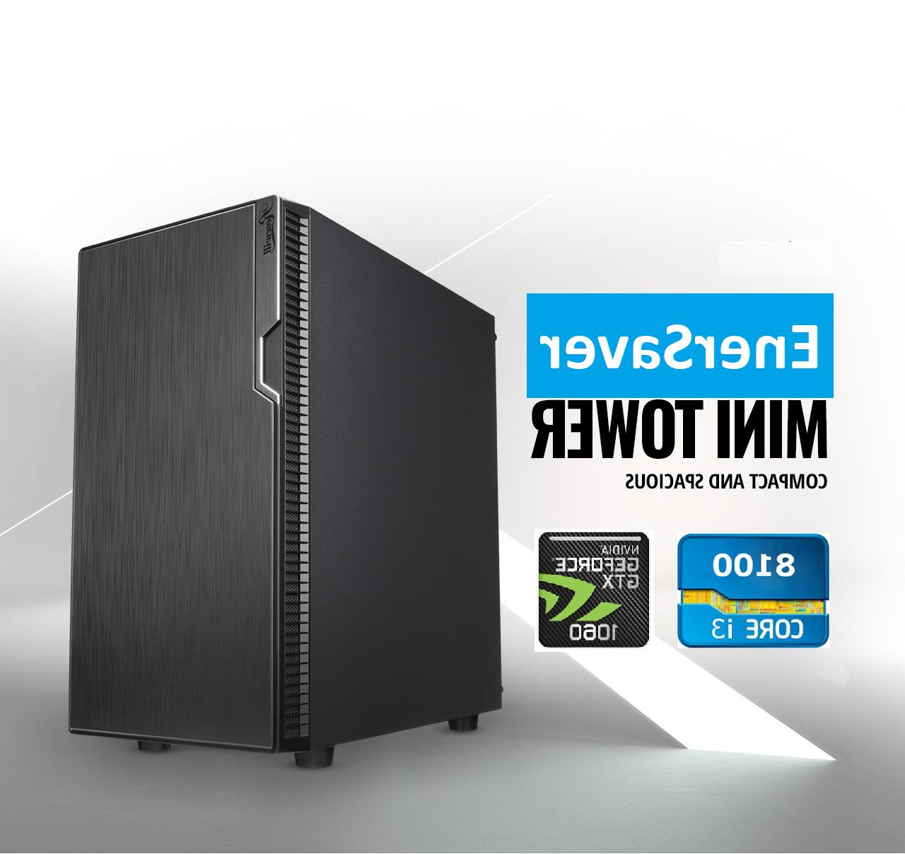 gaming pc desktop intel core i3 8th