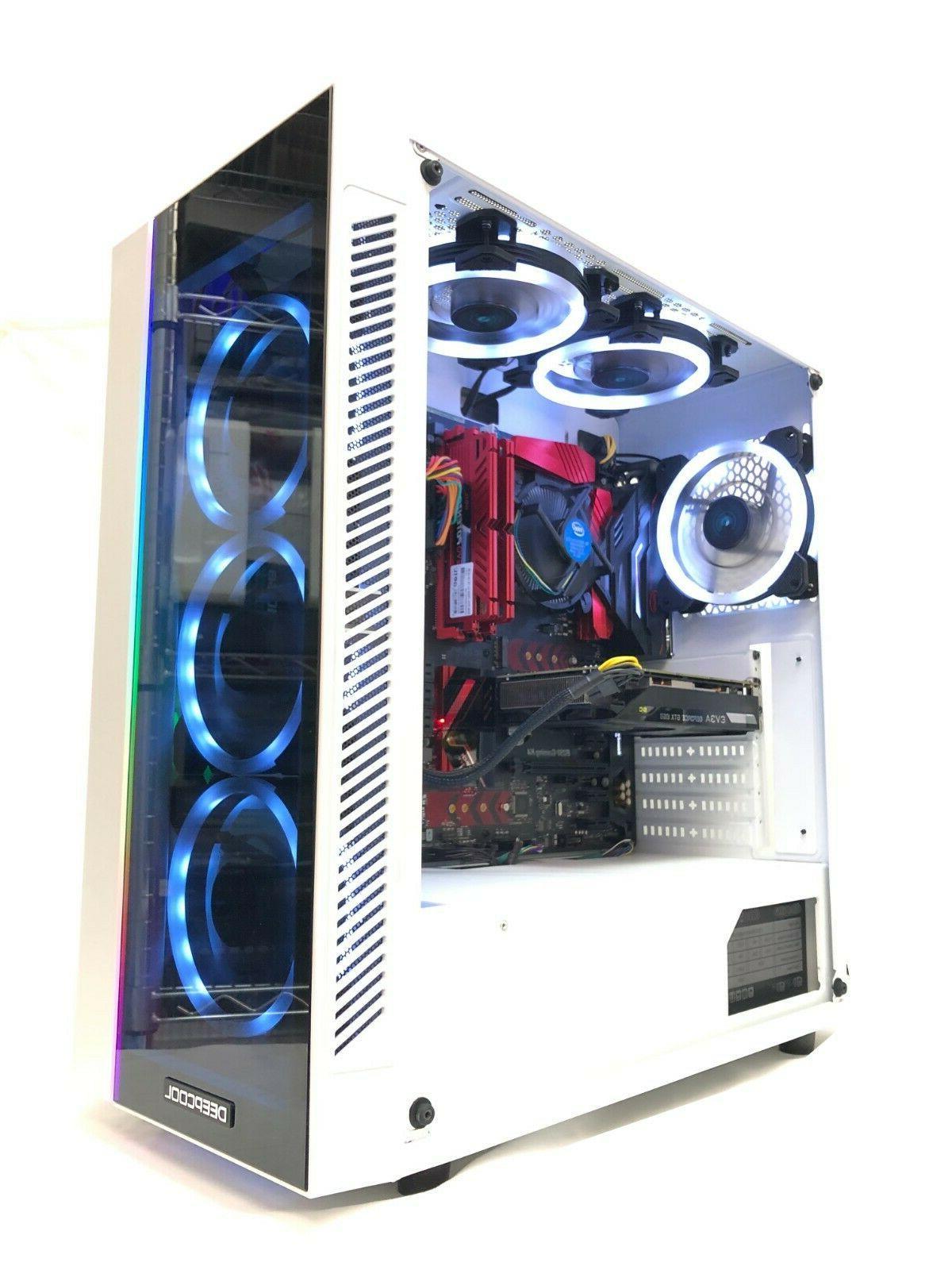 Gaming PC i5-6600,DDR4-16GB,Nvidia 1060 ,VR