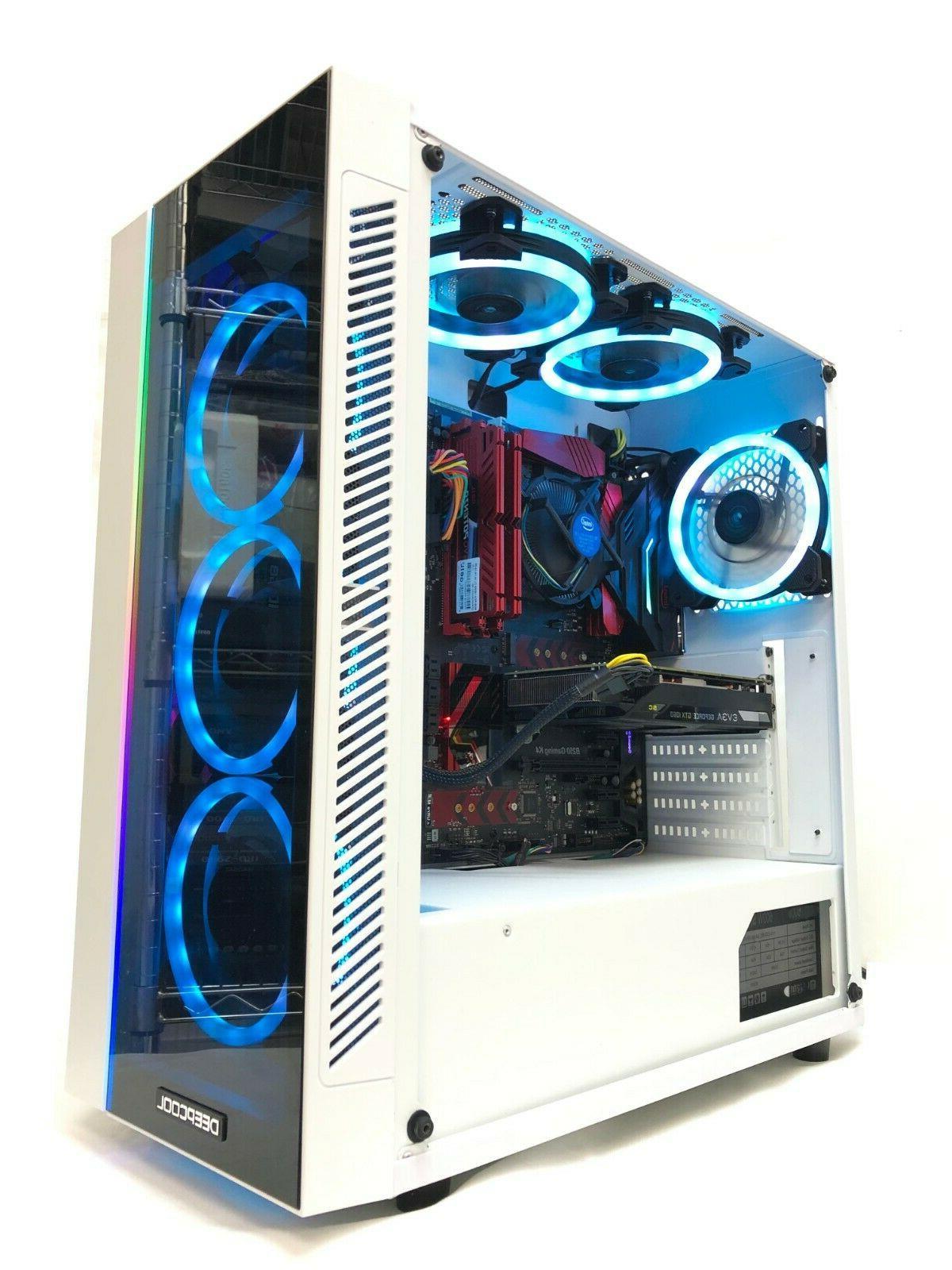 Gaming PC 1060 6GB,SSD ,VR