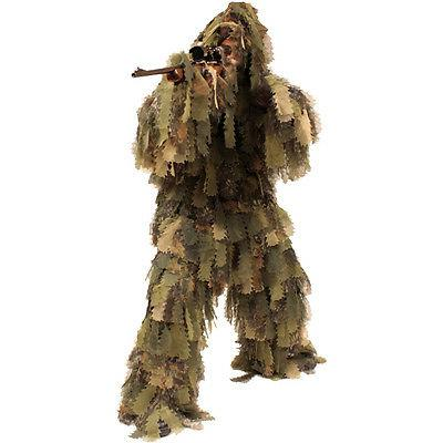 Ghillie Suit 3 pcs ~ Red Rock Big Game ~ MOSSY OAK  ~ Size M