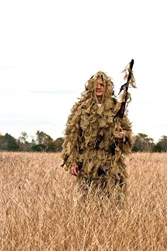 ghillie suit big game open
