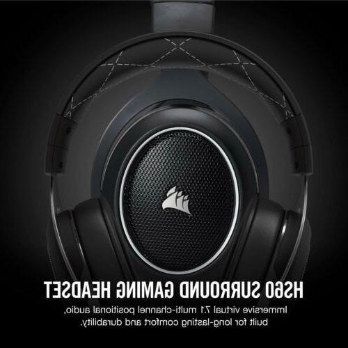 CORSAIR HS60 Â Virtual Sound Gaming Headphones