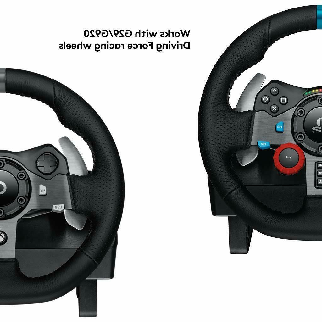 Logitech G Driving Force Shifter Wheels PS4 PC Gaming