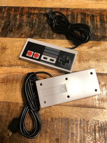 Mini Classic Design Controller NESWii Playing 2/pcs