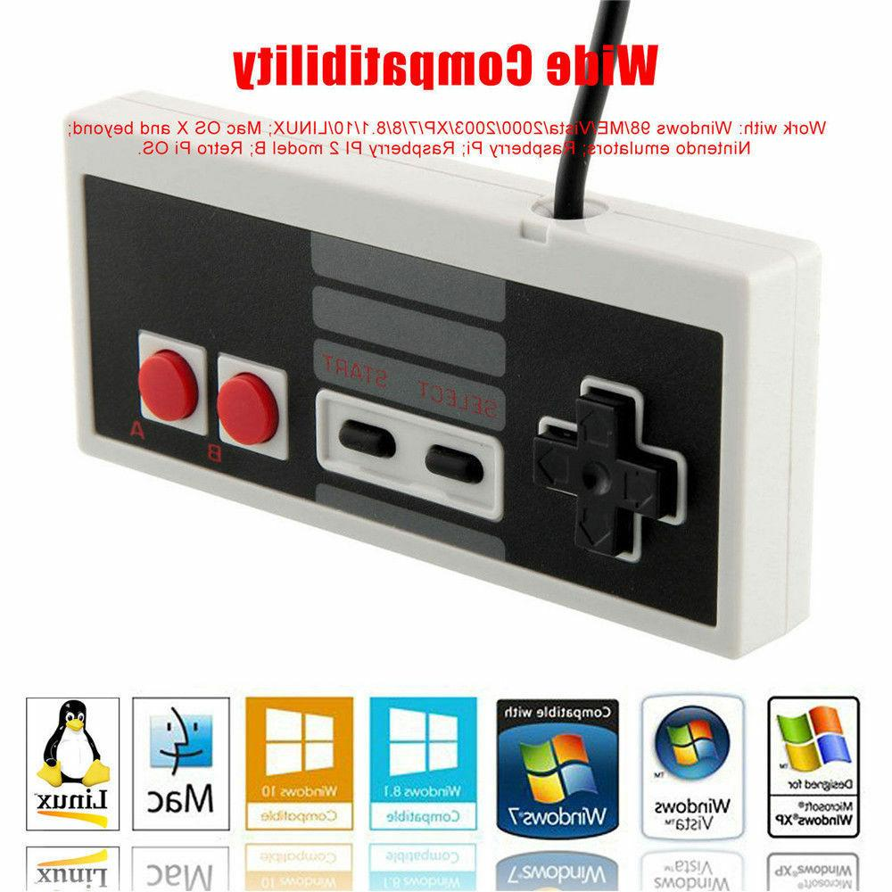 NEW Controller NES Gamepad for Windows &
