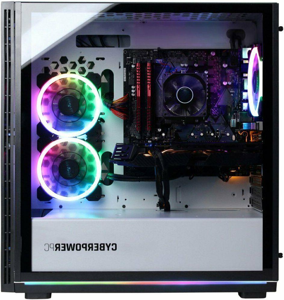 NEW Gaming Desktop Computer Ryzen 16GB PC