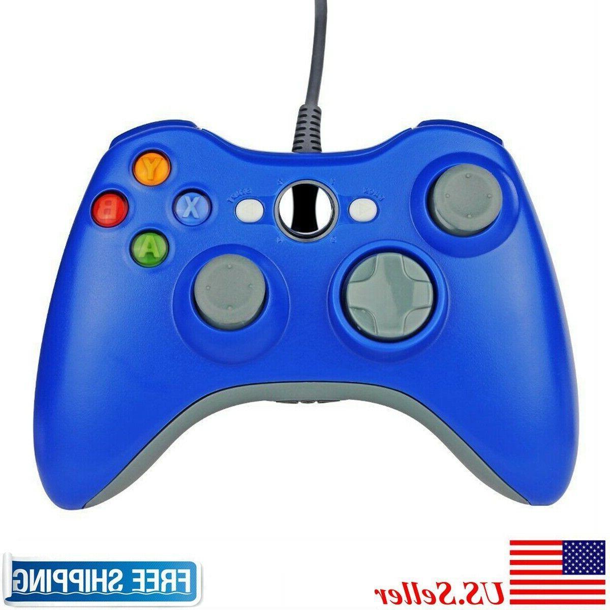 New USB GamePad For Microsoft Xbox 360 Console / PC