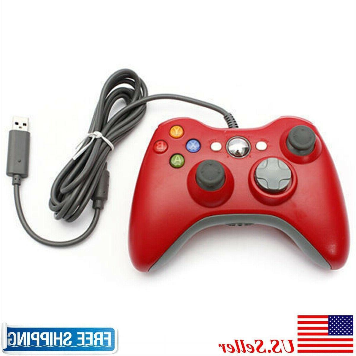 New USB Controller For Microsoft 360 Console / PC Windows US SELLER