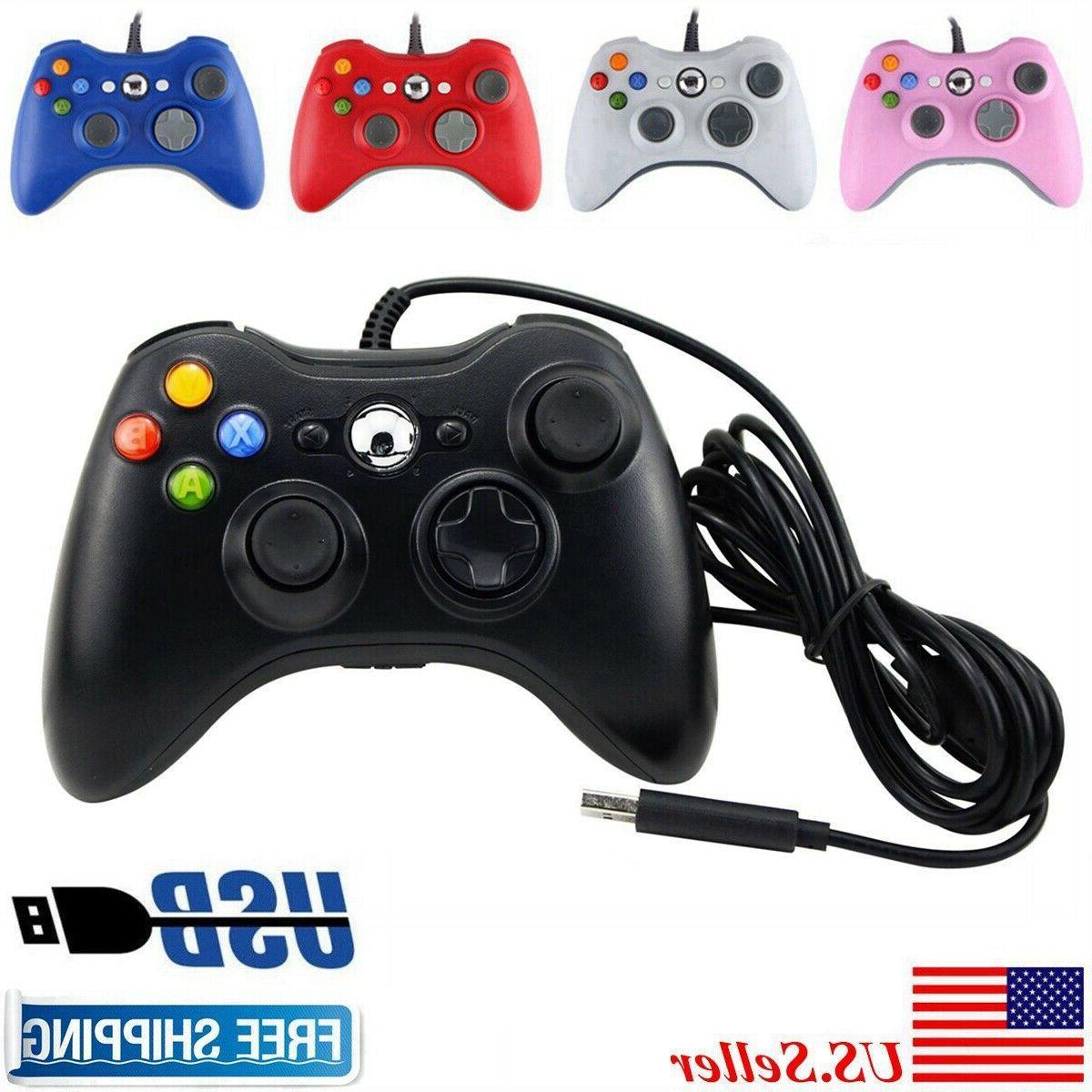 new usb gamepad controller for microsoft xbox