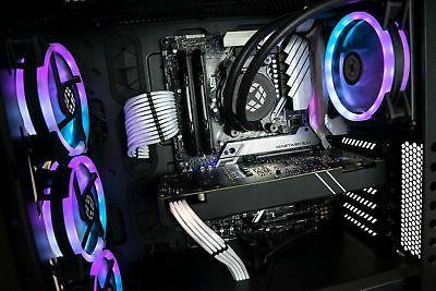 XOTIC Gaming PC Cooled AMD Ryzen 2700X 8-c...