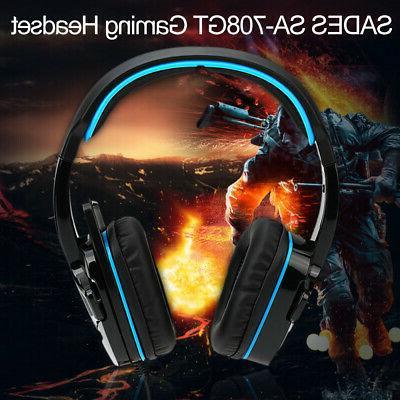 sa708gt surround sound pro gaming headset