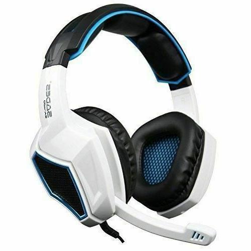 Sades Stereo Headset New laptop w/mic