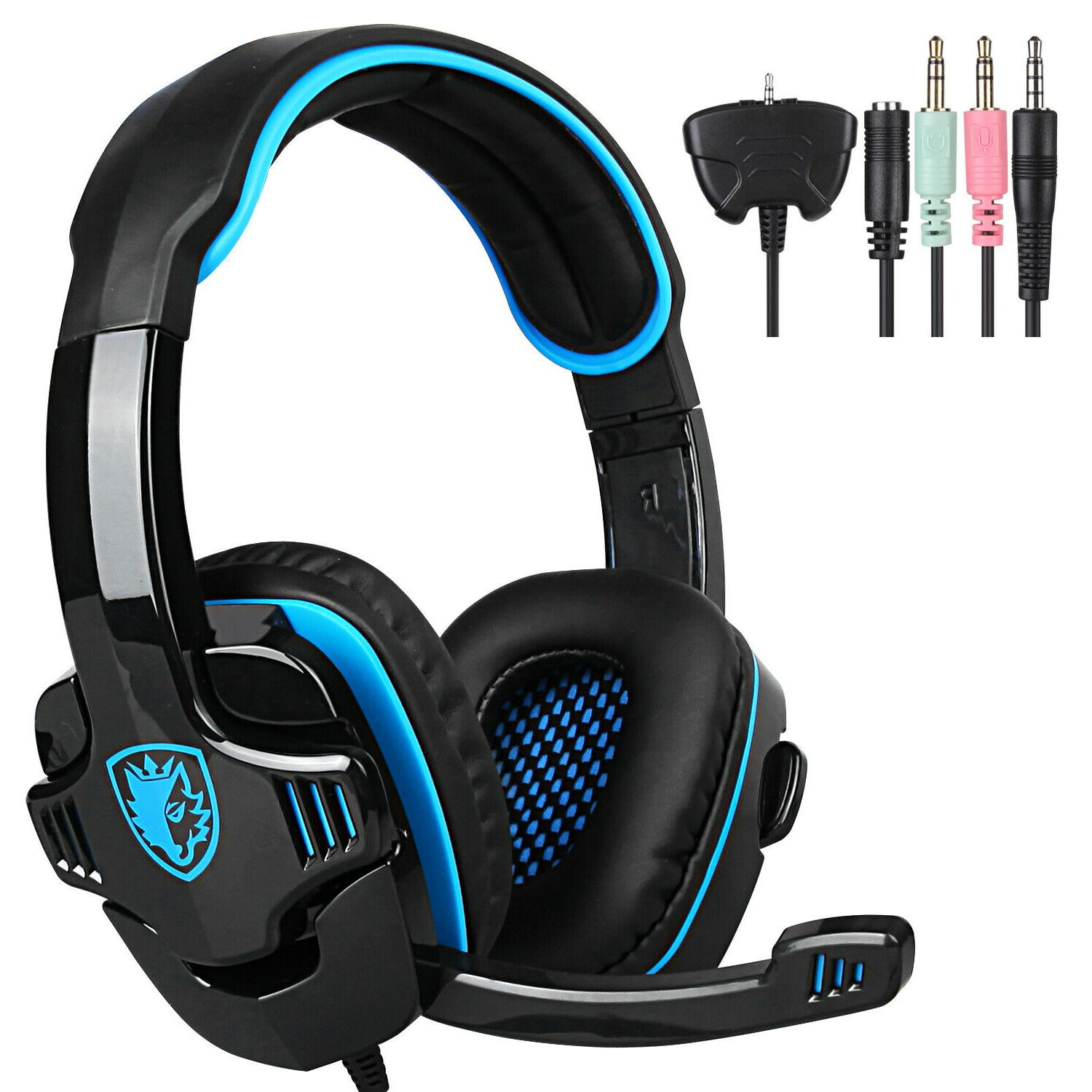 Headphone With Microphone PS4 PC