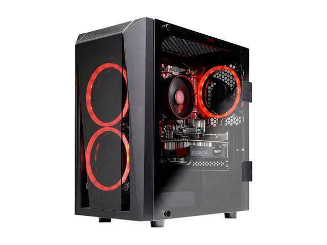 SkyTech PC AMD Ryzen 5 GeForce