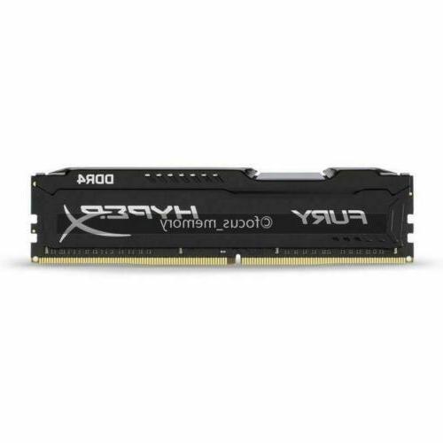 Tested Kingston DDR4 2666MHz
