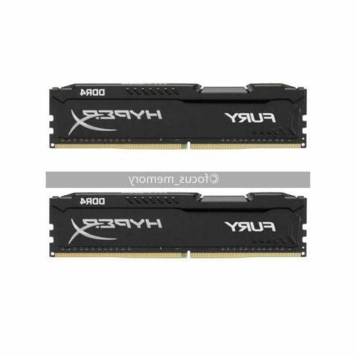 Tested FURY DDR4 288-pin Desktop memory For Gaming