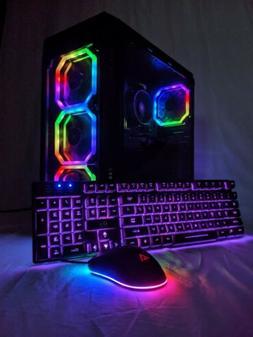 MEGA VR Gaming PC - Ryzen 3700x, NVIDIA RTX 2080, 24GB RAM,