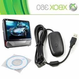 For Microsoft Xbox 360 USB Wireless Receiver Game Controller