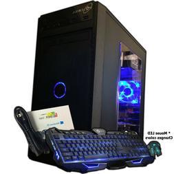 Mini Intel i7 Gaming PC Desktop Computer 2TB 16GB GeForce GT