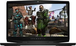 """NEW Alienware 17.3"""" NVIDIA RTX 2070 512GB SSD+1TB Intel i7-8"""