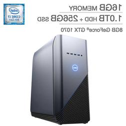 NEW Dell Inspiron Gaming Desktop PC Computer i5680-7163BLU-P
